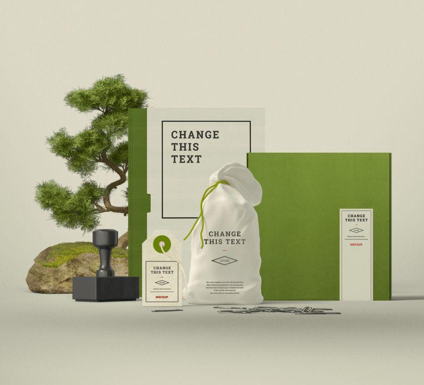 Clean Branding Change